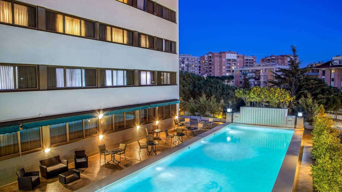 Hotel Enea | Pomezia | Official Website | Home Page